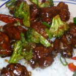 General Tao's Chicken 005