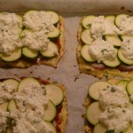 Basil Cauliflower Pizza 003