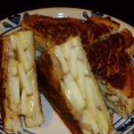 Apple and Brie Melts
