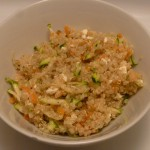 Dill and Feta Quinoa Salad