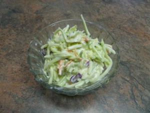 Creamy Spiced Coleslaw Dressing